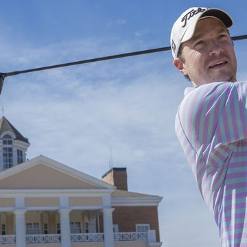 Dave Womack……On Playing The Masters